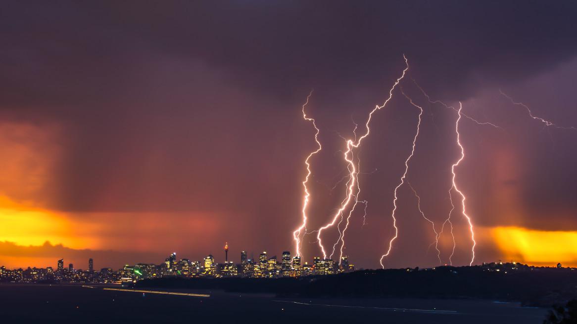 Sydney Lightning Spectacular